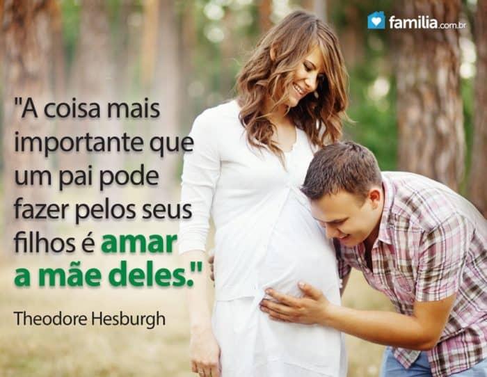 Como Fazer Sua Esposa Grávida Mais Feliz Familia