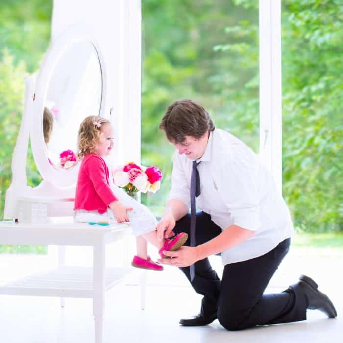 Como Uma Filha Enxerga Seu Pai Familia