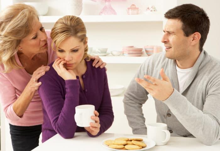 Colocando Limites Na Família Do Cônjuge Ou Na Sua Para Preservar