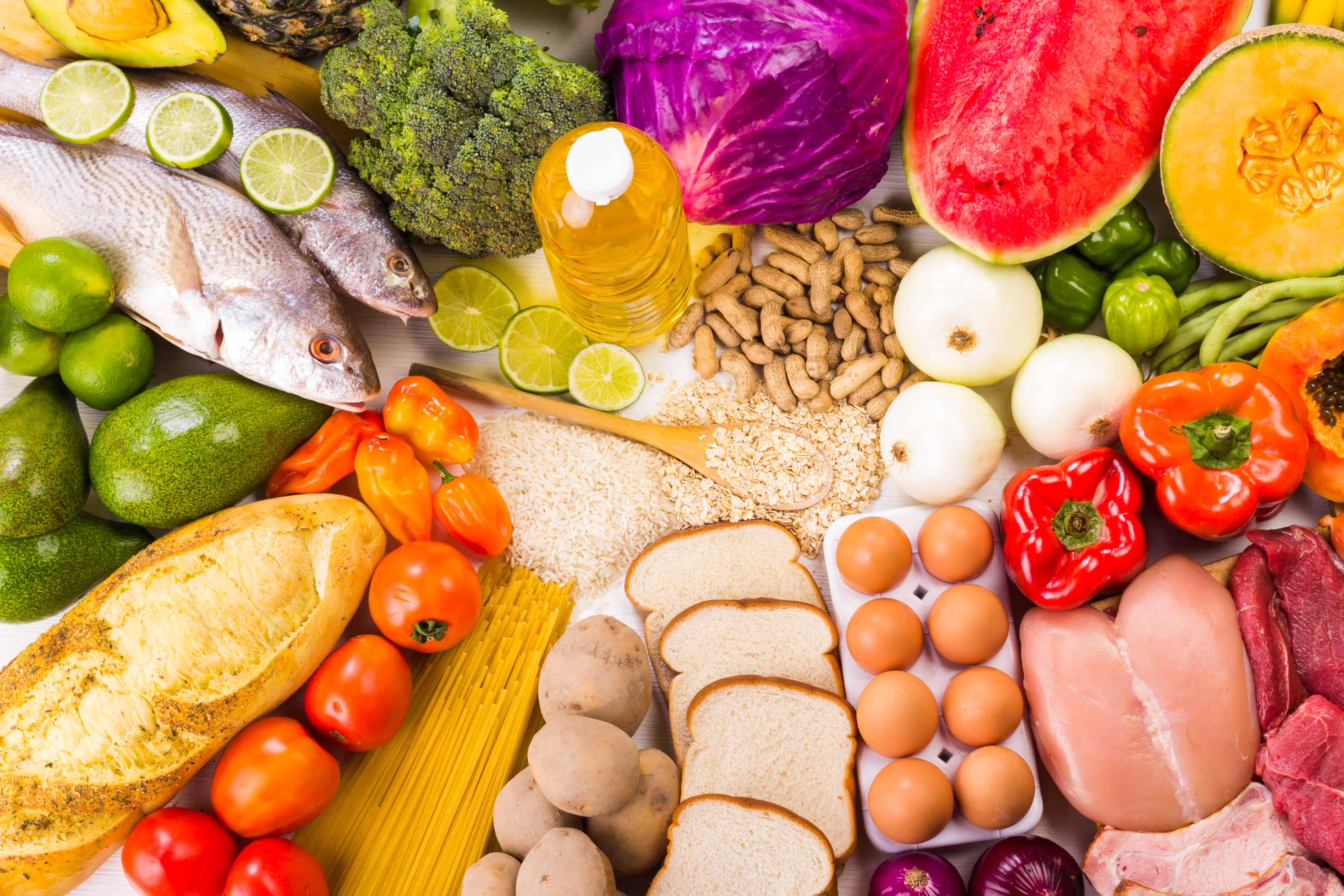 Dieta para ansiedade e depressao